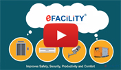 eFACiLiTY Fault and Warning Alarms based Work Order Triggering