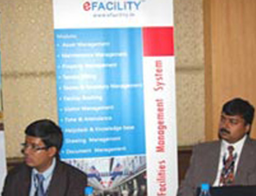 SIERRA participates in the 16th CRE & FM Summit at Hyderabad