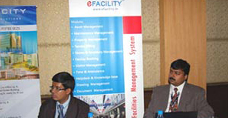 CRE & FM Summit at Hyderabad