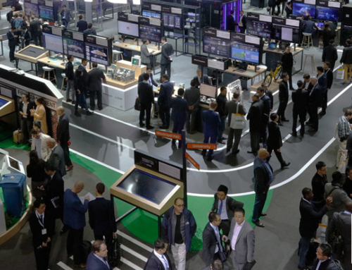 SIERRA takes part in India's Largest IT Community Gathering – CeBIT, INDIA