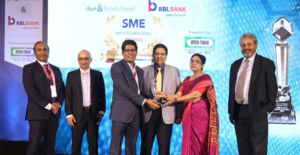 SME Business Excellence Award