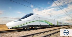 Haramain High Speed Rail Project