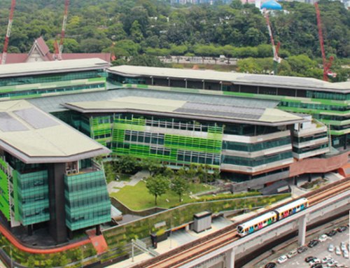 Platinum Sentral, Malaysia – Platinum LEED rated Green Building