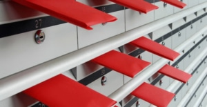 Corporate Mailroom Management System