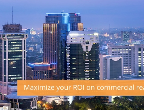 Maximize your ROI on commercial real estate!