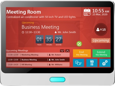 Conference Room Booking Software
