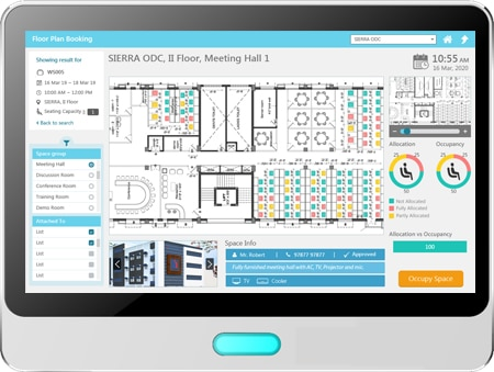 Space Management Software