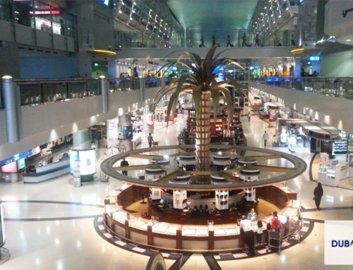 eFACiLiTY® powers the tenant utility billing at Dubai Airport Terminal 3