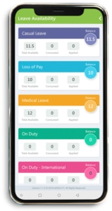 Time Attendance Tracking Software