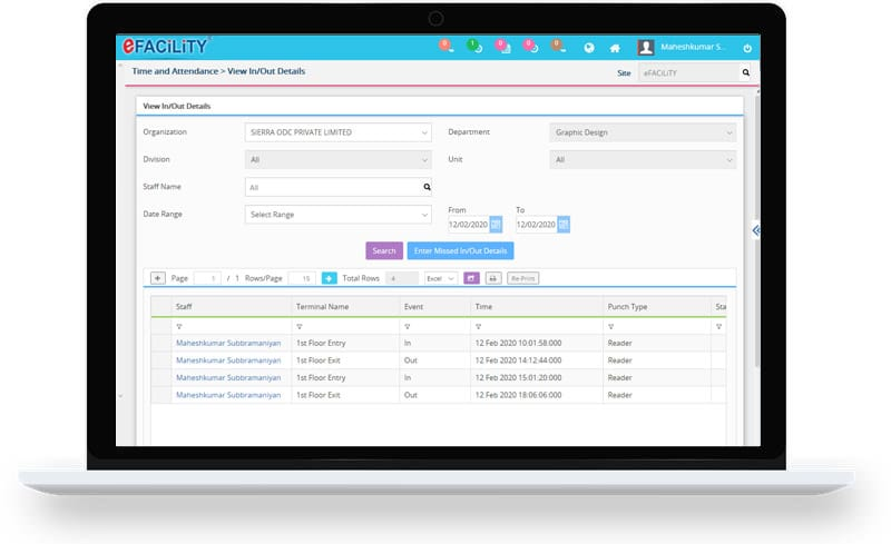Time and Attendance Management Software