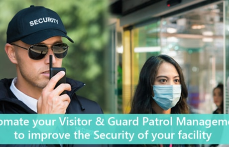Visitor & Guard Patrol Management